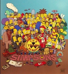 The Simpsons, The Yellow Album