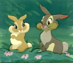 Thumper with Girlfriend