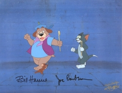 Tom & Jerry Production Cel (1980's)
