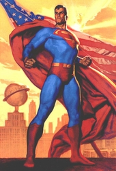 Truth,Justice & the American <br> Way Giclee on Paper