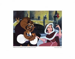 When We Touched Beauty & The Beast- SOLD OUT