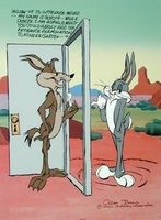 Wile E. Coyote: Genius - Wile E. Coyote & Road Runner
