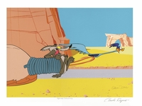 Wile E Coyote & Road Runner-SRGH-109 - Wile E. Coyote & Road Runner