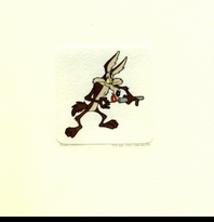 Wile E Coyote <br>& Road Runner