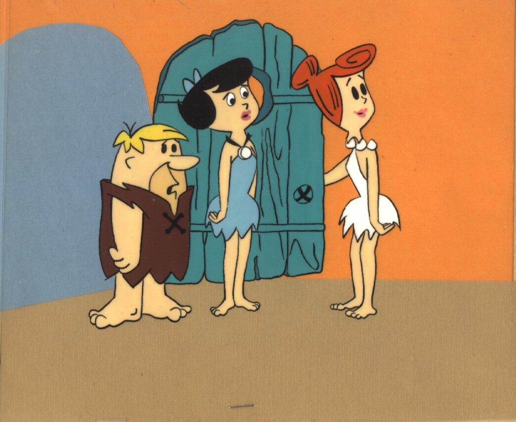 Wilma flintstone and betty rubble apologise