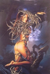 Witchblade by Joe Jusko