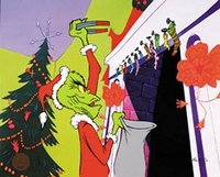 You Really Are A Heel - How The Grinch Stole Christmas