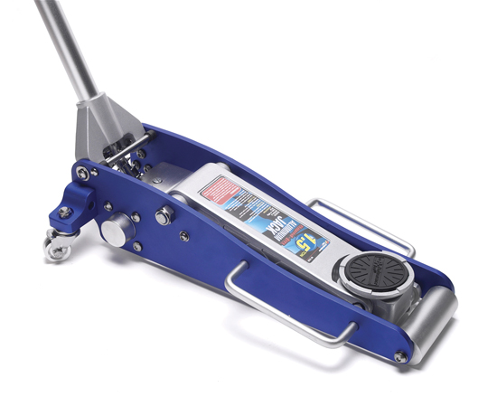 1 2 Ton Rapid Lift Aluminum Floor Jack