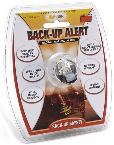 Image of 1156 Style Halogen Bulb & Back-Up Alert Beeper