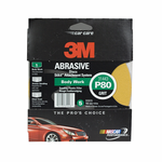 3M 6 Inch Gold Discs NH P80-400