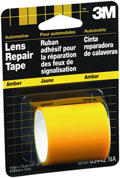 Image of 3M Amber Lens Repair Tape