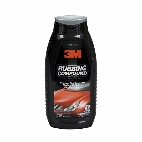 3m perfect it ii rubbing compound mmm39002. Black Bedroom Furniture Sets. Home Design Ideas