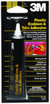 3M Plastic Emblem and Trim Adhesive (1 oz.)