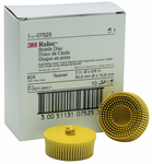 "3M Roloc 2"" Yellow Bristle Disc"