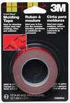 "3M Scotch Mount Molding Tape (1/2"" x 5')"