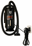 Vac N' Blo® 4 Horsepower Compact Wall Mounted Vacuum & Blower