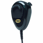 4-Pin Noise Canceling Platinum Series Black CB Microphone