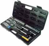 52 Piece Combo Ratchet & Socket Set