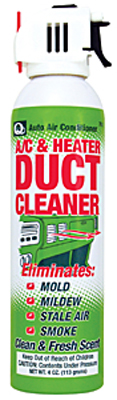 Image of A/C & Heater Duct Cleaner & Deodorizer (4 oz.)
