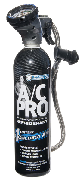 Image of A/C Pro Ultra Synthetic R-134a Refrigerant A/C Recharge (20 oz.)