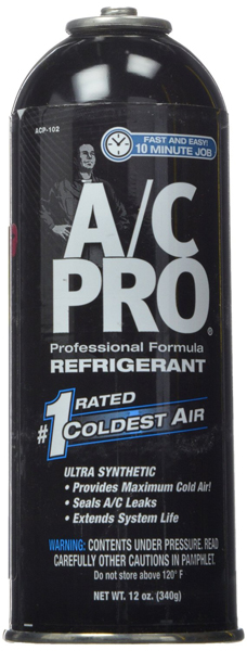 Image of A/C Pro Ultra Synthetic R-134a Refrigerant Refill (12 oz)