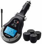 Accutire Wireless RF Digital Tire Pressure Measuring System