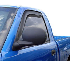 Image of Auto Ventshade 192352 Dodge Ram 2-Piece In-Channel VentVisor 1994-2002