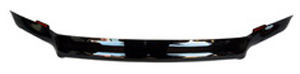 Image of Auto Ventshade 24155 Chevy Venture Oldsmobile Silhouette and Pontiac Montana & Trans Sport Bugflector II Stone & Bug Deflector (2001-2005)