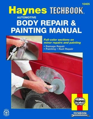 Image of Automotive Body Repair and Painting Manual