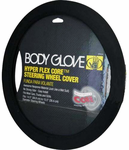 Bell Body Glove Black Steering Wheel Cover