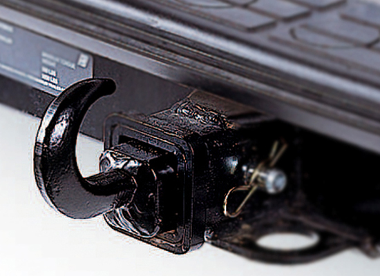 Click here for Black Hitch Box Receiver Tow Hook prices