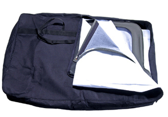 Click here for Black Jeep Window Storage Bag prices