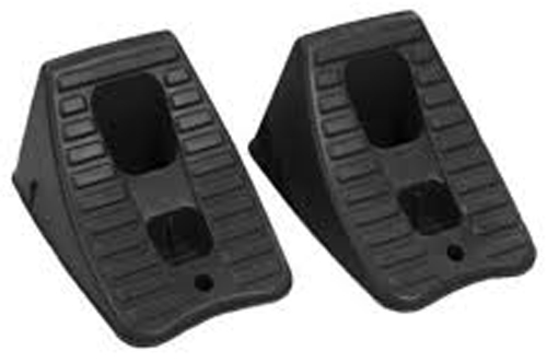 Image of Blitz Tire Hugger Wheel Chocks (2 Pack)