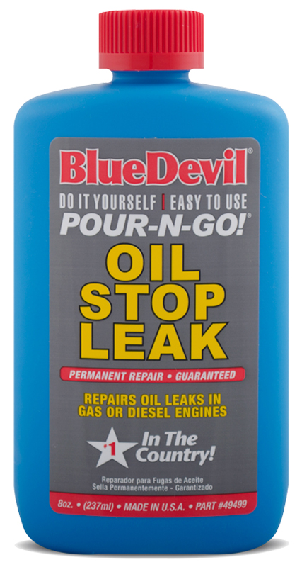 Image of Blue Devil Oil Stop Leak & Conditioner (8 oz)