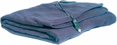 Blue Electric Heated Travel Blanket