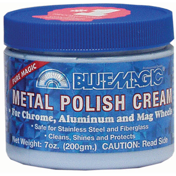 Blue Magic Metal Polish Cream 7 Oz Xxx400 6