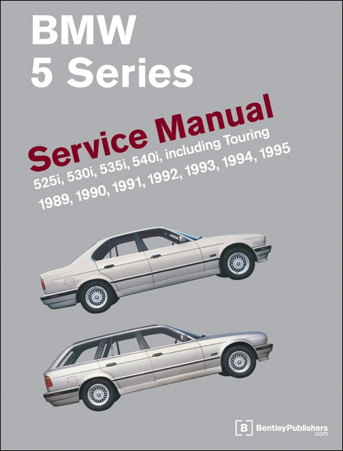 bmw 5 series e34 service manual 19891995 xxxb595. Black Bedroom Furniture Sets. Home Design Ideas