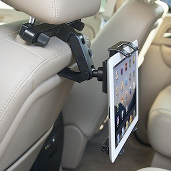 Image of Bracketron Universal iPad & Tablet Headrest Mount