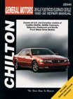 Cadillac (1990-1998) Chilton Manual