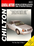 Cadillac DeVille, Seville & DTS Chilton Repair Manual (1999-2010)
