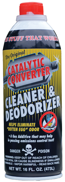 Image of Catalytic Converter Cleaner (16 oz.)