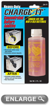 Charge-It Concentrated Battery Additive (2 oz.)