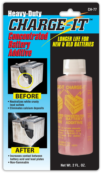 Image of Charge-It Concentrated Battery Additive 2 oz.