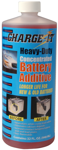 Image of Charge-It Concentrated Battery Additive 32 oz.