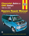 Chevrolet Astro & GMC Safari Haynes Repair Manual (1985-2005)
