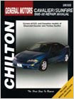 Chevrolet Cavalier, Pontiac Sunfire/Z-24 (1995-00) Chilton Manual