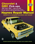 Chevrolet & GMC Pick-Ups Haynes Repair Manual (1967-1987)