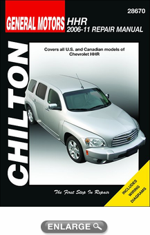 chevrolet hhr chilton repair manual 2006 2011 hay28670 rh autobarn net Car Repair Manual Online Chilton Repair Manuals Ford