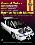 Oldsmobile repair manuals chevrolet lumina apv olds silhouette pontiac trans sport haynes repair manual 1990 fandeluxe Gallery