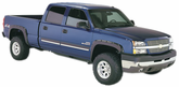 Chevrolet Silverado Bushwacker Pocket Style Fender Flare Kit (2003-2007)
